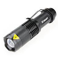 Rechargeable Flashlight Mini Zoom SK6818650 (SK98-L2-Color Random Delivery)