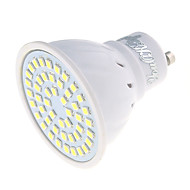 3 GU10 Focos LED MR16 48 SMD 2835 250 lm Blanco Cálido / Blanco Fresco Decorativa AC 100-240 V 1 pieza