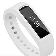 Unisex Sportuhr / Smart Uhr / Armbanduhr / Armband-Uhr digitalLED / Chronograph / Alarm / Herzschlagmonitor / Tachometer / Schrittzähler
