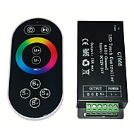rf remote touch-rgb controller dc12-24v max 18a