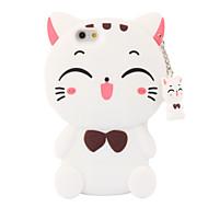 3D Smile Cat Silicone Case for iPhone 7 7 Plus 6s 6 Plus SE 5s 5