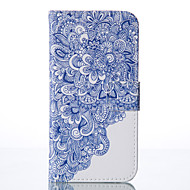 Samsung Galaxy a3 a5 2017 kwiatem skórzanego portfela do Samsung Galaxy a3 a5 A7 2016 2017