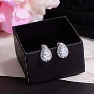 Dames Modieus Vintage Victoriaans Klassiek Luxe Sieraden Zirkonia Kubieke Zirkonia Koper Sieraden Sieraden Voor Dagelijks Causaal