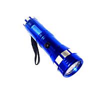 Valaistus LED taskulamput LED 50 Lumenia 1 Tila LED AAA Hätä Telttailu/Retkely/Luolailu / Päivittäiskäyttöön Alumiiniseos
