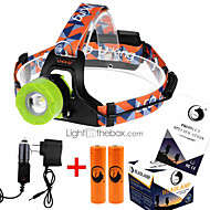 U`King ZQ-X8001  CREE XMK-T6   LED 3 Mode 2000LM Lumens Adjustable Focus/ High Power Headlamp