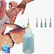 halloween henna applicator tijdelijke tattoo kit lichaam inkt kruiden mehndi