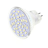 MR11 GU4 GZ4 6W 36x4014SMD LED  3000K/6000K Warm White/Cool White LED Light Spotlight AC/DC12V