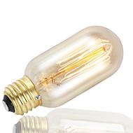 gmyの1個のT45のエジソン電球ヴィンテージ電球40ワットE27は電球を飾るac220-240v
