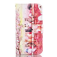 przez Galaxy A3 a5 2017 cat skóry portfelu Galaxy a5 a7 A3 A5 a7 2016 2017