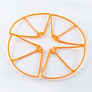 SYMA X8W SYMA x8w الحرس المروحة RC كوادكوبتر / طائرات بدون طيار / RC المروحيات أسود / أبيض / برتقالي بلاستيك 1 قطعة