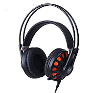 Original Somic G932 Virtual 7.1 Surround Sound HiFi Over Ear Gaming Headset with Mic LED Light Game Headphone Earphone
