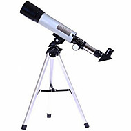 Phoenix® 48x 50mm mm Telescopes 360mm.f/7 Astronomical Telescope Silver
