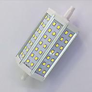 R7S 118mm 36x 5050SMD 10W Warm White / Cool White 800LM 220Beam Horizontal Plug Lights  Flood Light AC85-265V