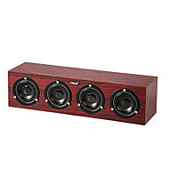 USB Wired Wooden Speaker Sound System Stereo Music Surround Speaker