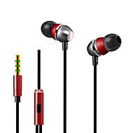 Neutral Tuote AM700M TulppakuulokkeetForMedia player/ tabletti / Matkapuhelin / TietokoneWithMikrofonilla / DJ / Äänenvoimakkuuden säätö