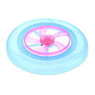 7 colores llamativos UFO Frisbee juguetes
