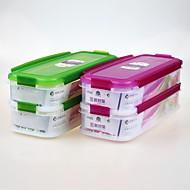 yooyee marki najlepiej sprzedaż bpa darmo długoterminowe pojemniki do przechowywania żywności z pokrywką blokującego