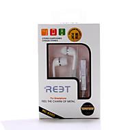 Neutral produkt S4 Høretelefoner (Pandebånd)ForMedie Player/Tablet / Mobiltelefon / ComputerWithMed Mikrofon / DJ / Lydstyrke Kontrol /