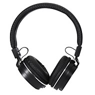 JKR 109 3.5MM Plug Foldable Wired Stereo HiFi Music Headphones Headset with Mic and Speaker Microphone Noise Cancell