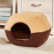 Γάτα / Σκύλος Κρεβάτια Κατοικίδια Χαλάκια & Μαξιλαράκια Moale Κόκκινο / Μπλε / Καφέ Χνουδωτό