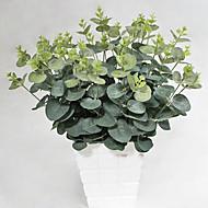 1 1 Ág Selyem Növények Asztali virág Művirágok 48CM