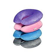 Travel Pillow Static-free Antibacterial Travel Rest Breathability for Static-free Antibacterial Travel Rest BreathabilityGray Purple Blue
