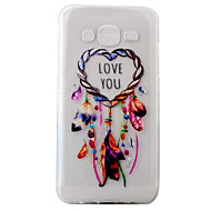 For Samsung Galaxy J5 J5(2016) Case Cover Dreamcatcher Pattern Painting Super Soft TPU Material