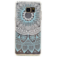 Blue Semicircle Pattern High Permeability TPU Material Phone case for Samsung Galaxy NOTE 5