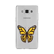 Varten Kuvio Etui Takakuori Etui Perhonen Pehmeä TPU varten Samsung A9(2016) / A7(2016) / A5(2016) / A3(2016) / A9 / A8 / A7 / A5 / A3