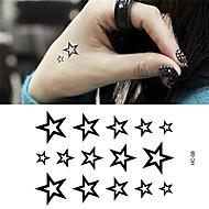 1 Tatuagens Adesivas Séries AnimalBebê / Criança / Feminino / Masculino Flash do tatuagem Tatuagens temporárias