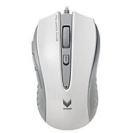 rapoo v300c Gaming-Maus 4-Modus einstellbar 4000 dpi programmierbares 8 Tasten Licht Computer-PC-Laptop Atem
