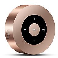 Alto-Falante Bluetooth Sem Fio 2.0 CH Exterior / Suporte de Cartão de Memória / Estéreo / Som Surround