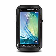 Liefde mei voor Samsung Galaxy A3 case cover water vuil shock proof full body vaste kleur hard metal