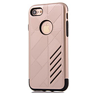 のために 水/汚れ/ショックプルーフ ケース バックカバー ケース 鎧タフケース ハード PC のために Apple iPhone 7プラス / iPhone 7 / iPhone 6s Plus/6 Plus / iPhone 6s/6 / iPhone SE/5s/5
