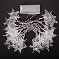 20 geleide 2m waterdichte plug outdoor decoratie licht kerst vakantie geleid snaar licht