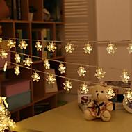zăpadă lămpi lumini flash este festival de Crăciun copac 20 lampă 3meter