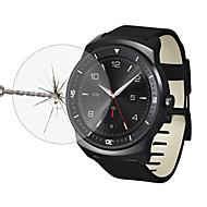 explosión de 0,33 mm a prueba contra los arañazos película protectora protector de la pantalla de vidrio templado para lg g r reloj W110