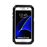 Για Νερού / Dirt / Shock Απόδειξη tok Πλήρης κάλυψη tok Μονόχρωμη Σκληρή Μεταλλικό για SamsungS7 edge / S7 / S6 edge plus / S6 edge / S6
