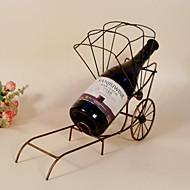 Vinreoler Støbejern,35*11*13CM Vin Tilbehør
