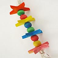 휴대용 멀티 컬러 조류 toys1pc