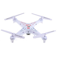 Dron SYMA X5C 4 Canales 6 Ejes 2.4G Con Cámara 2.0MP HD Quadcopter RCIluminación LED / Vuelo Invertido De 360 Grados / Flotar / Con
