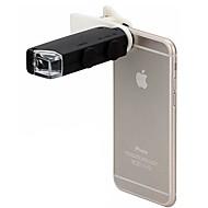 Volk 60-100 mm מיקרוסקופ LED תכשיטים גלאי כסף מזוייף תיקון שעון ציוד וכלים טלפון סלולרי שימוש כללי