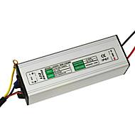 jiawen® 50w 1500 mA fuente de alimentación llevada llevó la fuente de alimentación del conductor de corriente constante (dc 24-36v salida)