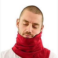 여행 베개 쿠션 호흡 능력 정전기 방지 항균기능 용 여행용 휴식 악세사리블랙 그레이 레드