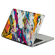 1 pc Scratch Proof PVC Body Sticker Oil Painting Pattern For MacBook Pro 15'' with Retina / MacBook Pro 15'' / MacBook Pro 13'' with Retina / MacBook