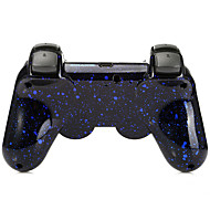 macchiato joystick wireless SIXAXIS bluetooth DualShock3 ricaricabile gamepad controller per ps3