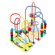 Minsker stress / Pædagogisk legetøj Hobbylegetøj Legetøj Originale Cirkelformet / Firkantet Træ Regnbue Til drenge / Til piger