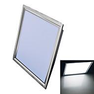 johdotus 12w 1000lm 5500-6500k 30x5730 SMD ledit valkoista valoa litteä kattovalaisin (ac 100-240V)