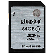 Kingston 64GB SD Card memorijska kartica UHS-I U1 Class10