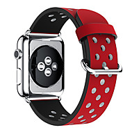 Watch band for apple watch series 1 2 klassinen solki nahkainen korvaava nauha